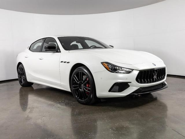 new 2021 Maserati Ghibli car, priced at $86,895