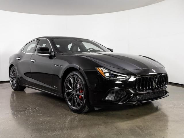 new 2021 Maserati Ghibli car, priced at $85,504