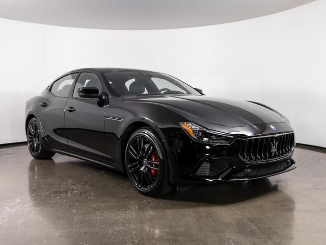 new 2021 Maserati Ghibli car, priced at $88,775