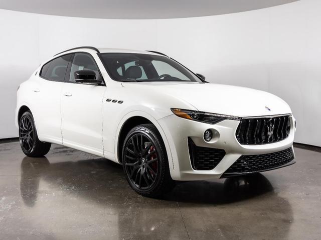 new 2021 Maserati Levante car, priced at $100,675