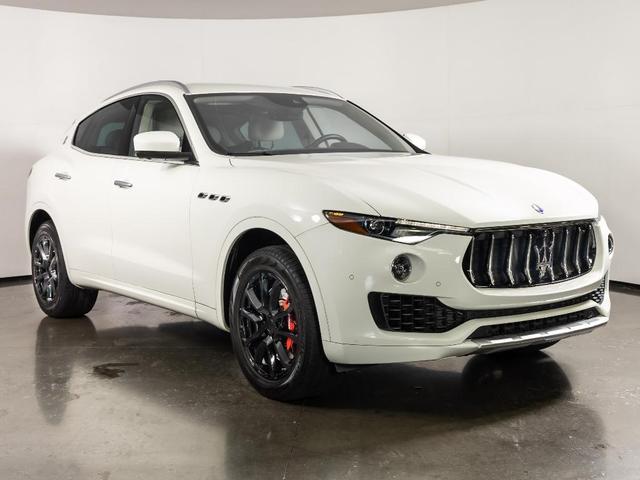 used 2017 Maserati Levante car, priced at $55,900