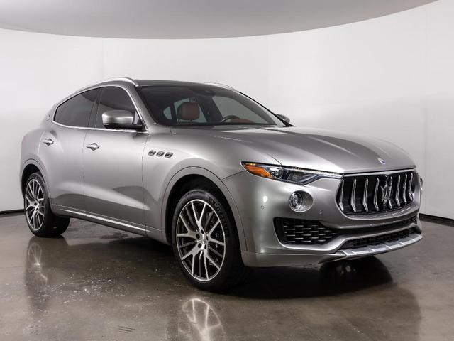 used 2017 Maserati Levante car, priced at $52,900