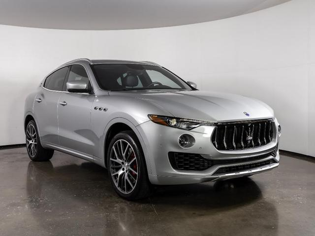 used 2017 Maserati Levante car, priced at $57,900