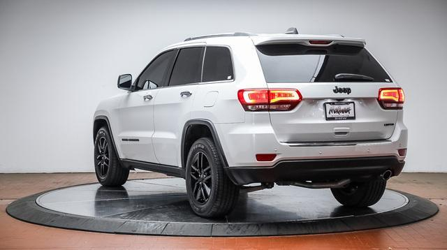 used 2019 Jeep Grand Cherokee car, priced at $32,688