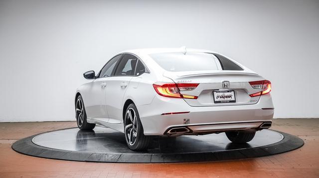 used 2019 Honda Accord car, priced at $26,998