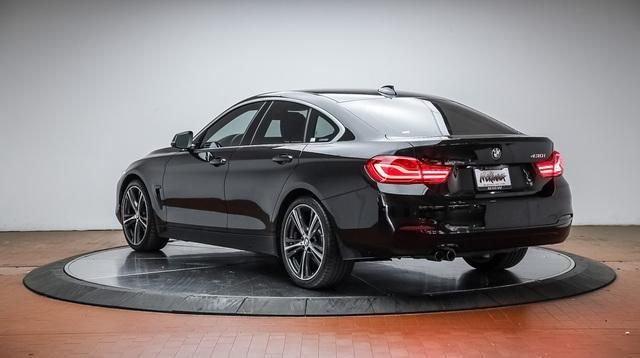 used 2018 BMW 430 Gran Coupe car, priced at $29,598