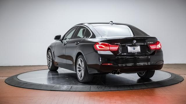 used 2018 BMW 430 Gran Coupe car, priced at $33,588