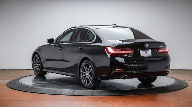 used 2019 BMW 330 car, priced at $34,988