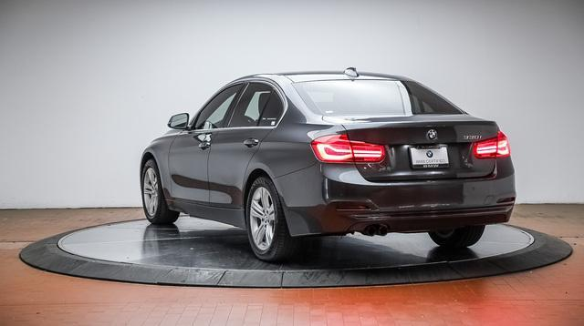 used 2018 BMW 330 car, priced at $29,688