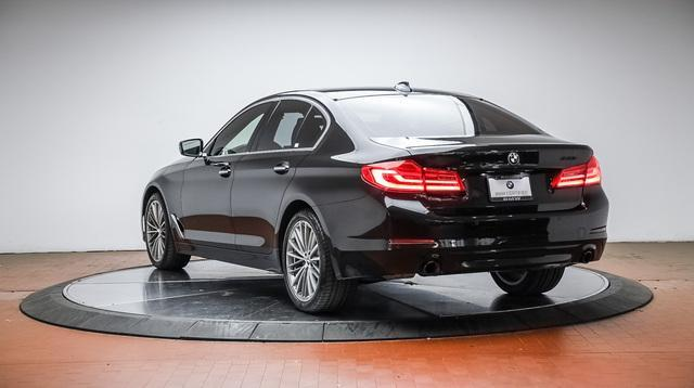 used 2018 BMW 530 car, priced at $33,788