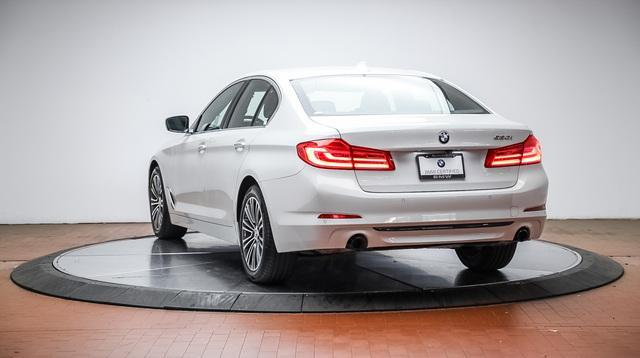 used 2018 BMW 530 car, priced at $35,998
