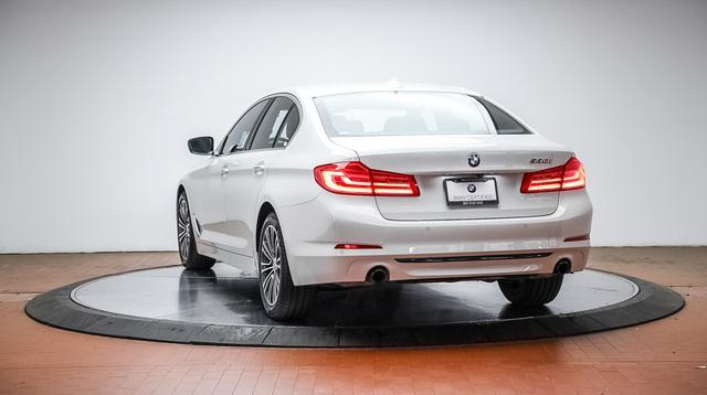used 2018 BMW 530 car, priced at $34,888