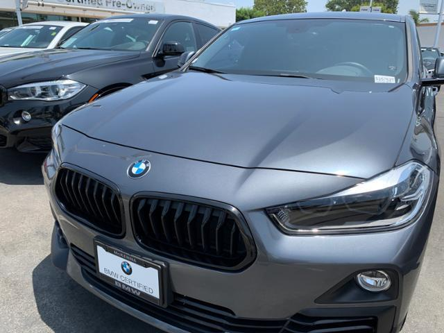 used 2018 BMW X2 car, priced at $31,688