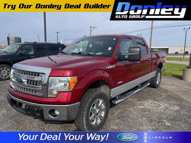 used 2013 Ford F-150 car, priced at $21,828