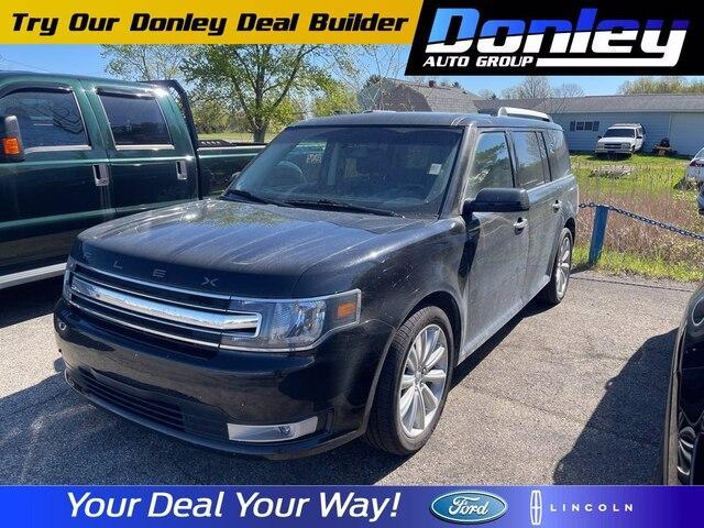 used 2018 Ford Flex car, priced at $29,286