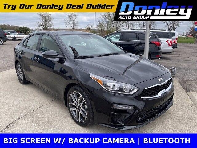 used 2019 Kia Forte car, priced at $17,573