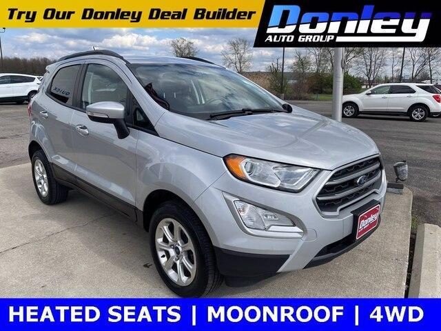 used 2018 Ford EcoSport car, priced at $16,991