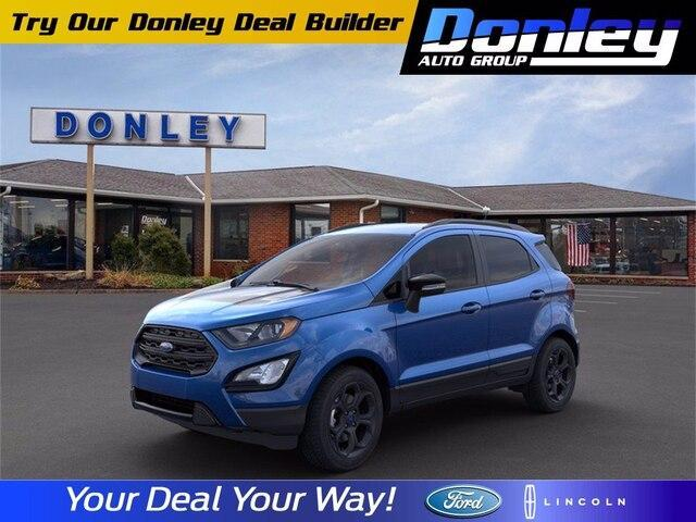 new 2021 Ford EcoSport car, priced at $29,015
