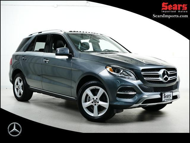 used 2018 Mercedes-Benz GLE 350 car, priced at $39,917