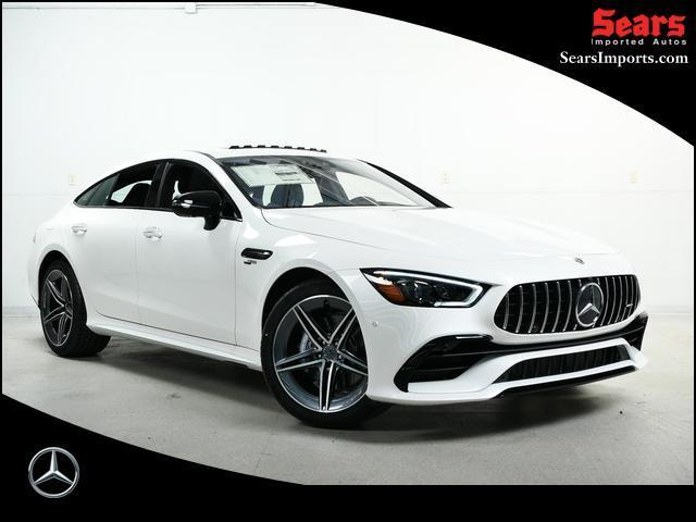 new 2021 Mercedes-Benz AMG GT 53 car, priced at $107,915