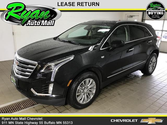 used 2018 Cadillac XT5 car, priced at $38,977