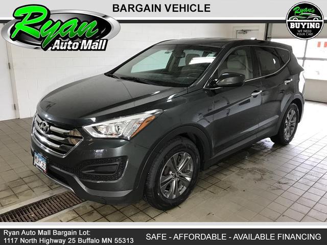 used 2013 Hyundai Santa Fe car, priced at $9,925