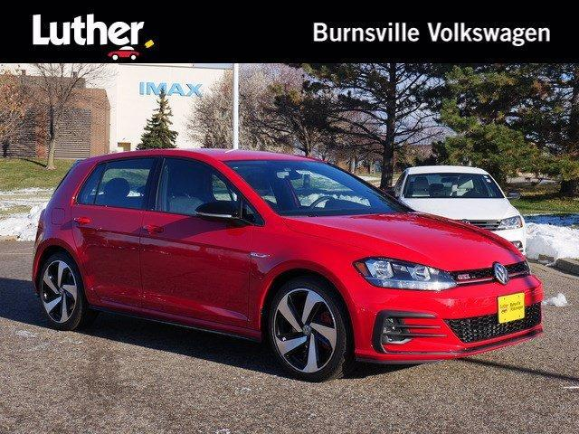new 2021 Volkswagen Golf GTI car, priced at $30,250
