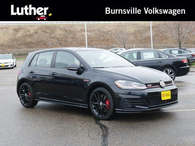 new 2021 Volkswagen Golf GTI car, priced at $35,020