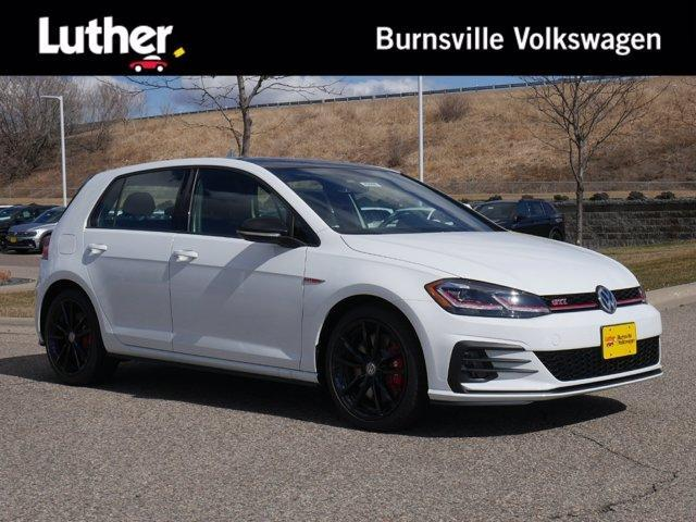 new 2021 Volkswagen Golf GTI car, priced at $35,145