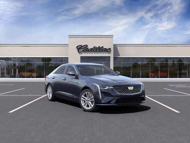new 2021 Cadillac CT4 car, priced at $35,865