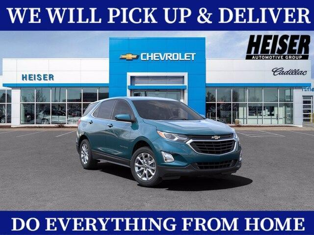 new 2021 Chevrolet Equinox car, priced at $25,146