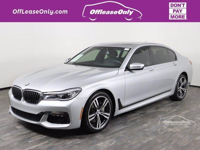 used 2018 BMW 750 car, priced at $45,999
