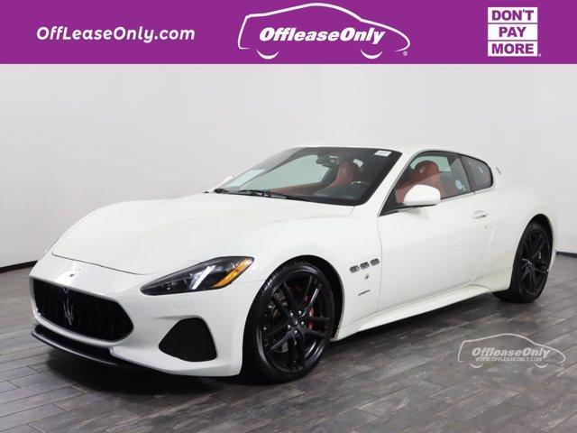 used 2018 Maserati GranTurismo car, priced at $76,499