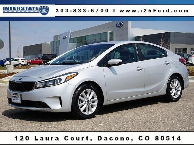 used 2017 Kia Forte car, priced at $10,888