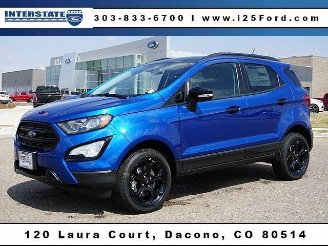 new 2021 Ford EcoSport car, priced at $23,473