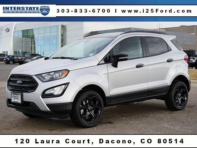 new 2021 Ford EcoSport car, priced at $23,549