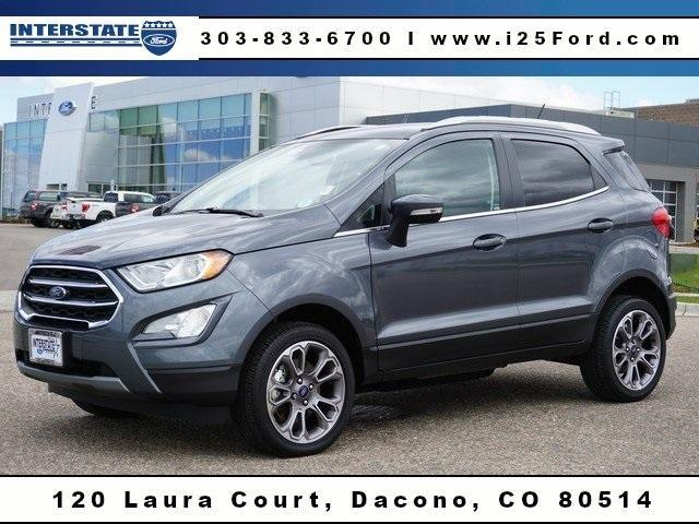 used 2020 Ford EcoSport car, priced at $23,999