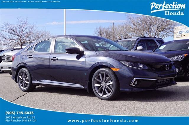 new 2021 Honda Civic car, priced at $26,990