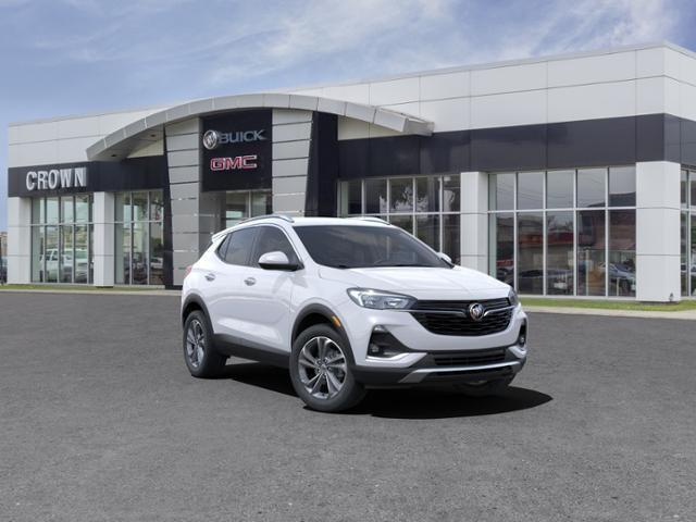 new 2021 Buick Encore GX car, priced at $22,190