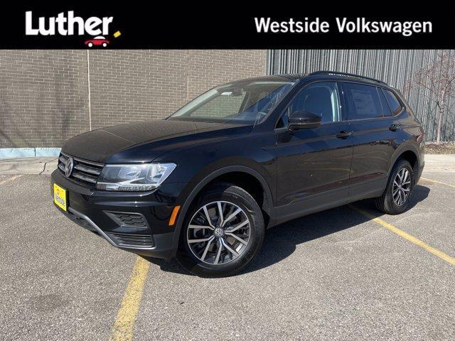 new 2021 Volkswagen Tiguan car, priced at $28,170