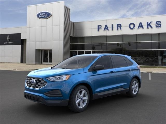new 2021 Ford Edge car, priced at $32,495