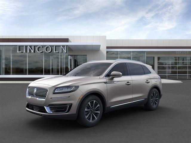 new 2020 Lincoln Nautilus car, priced at $42,235