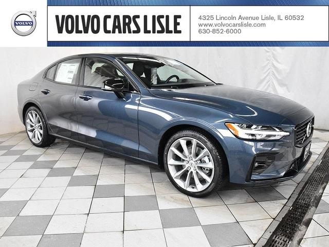 new 2021 Volvo S60 car, priced at $39,515