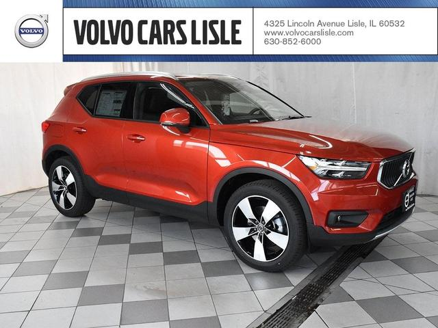 new 2021 Volvo XC40 car, priced at $40,855