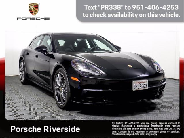 used 2020 Porsche Panamera Sport Turismo car, priced at $100,981