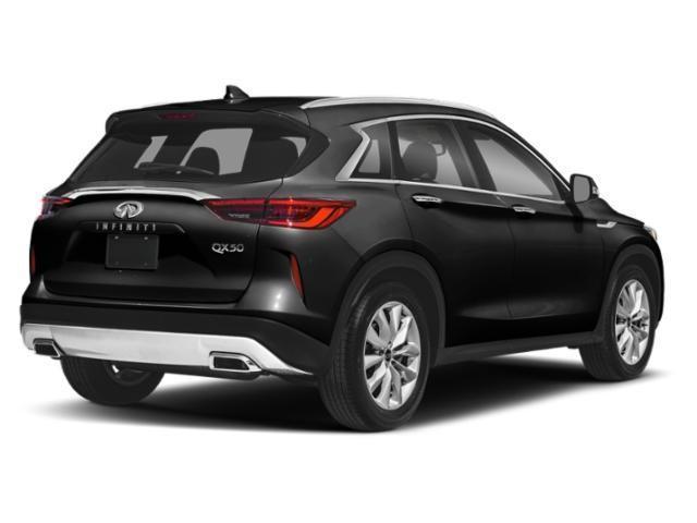 new 2021 INFINITI QX50 car, priced at $45,235