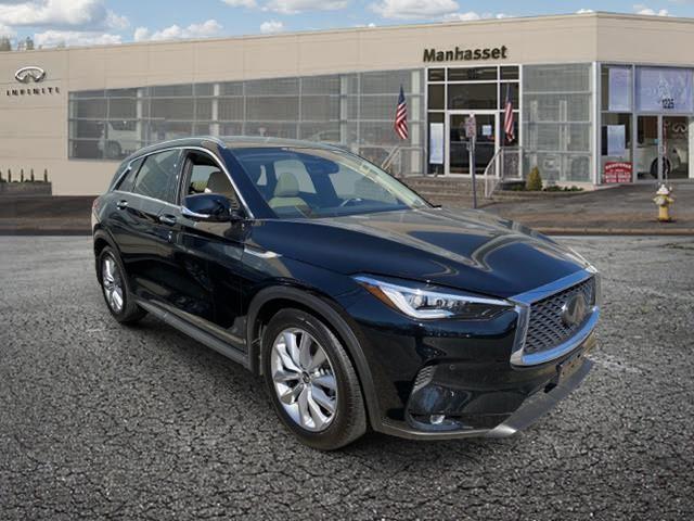 used 2020 INFINITI QX50 car, priced at $40,898