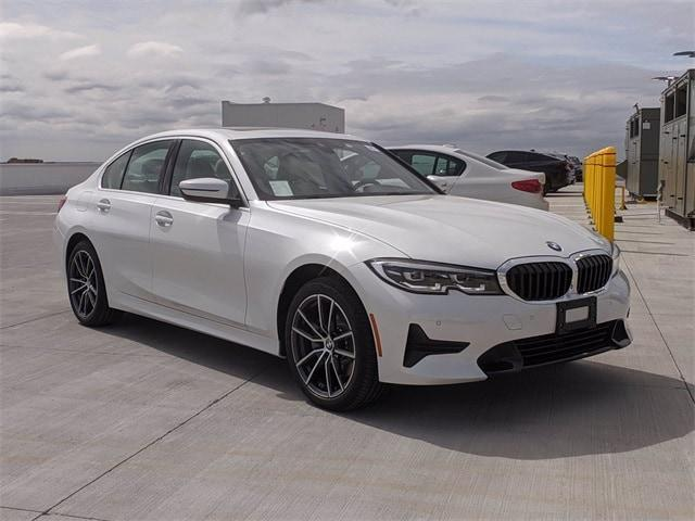new 2021 BMW 330 car, priced at $47,085