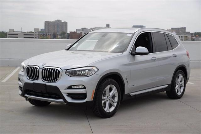 used 2018 BMW X3 car, priced at $38,575