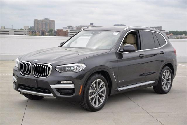used 2018 BMW X3 car, priced at $38,398
